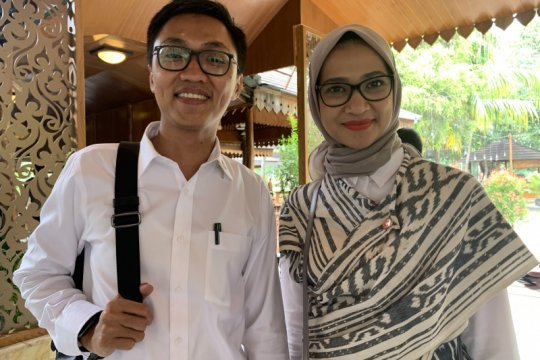 Aminuddin Ma'ruf ungkapkan kesan diajak Presiden kunjungan kerja