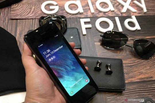 Tiga fitur utama Samsung Galaxy Fold