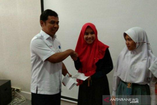PT Timah salurkan bantuan CSR Rp401.225.000