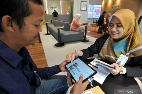 Bank Mandiri buka layanan interaktif via WhatsApp