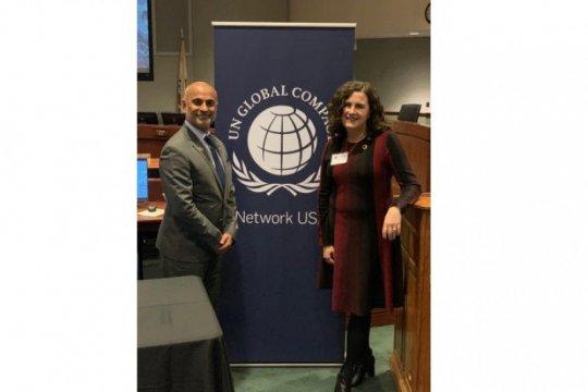 Mary Kay majukan komitmen terhadap pemberdayaan perempuan global pada Forum Kesetaraan Gender Global Compact PBB