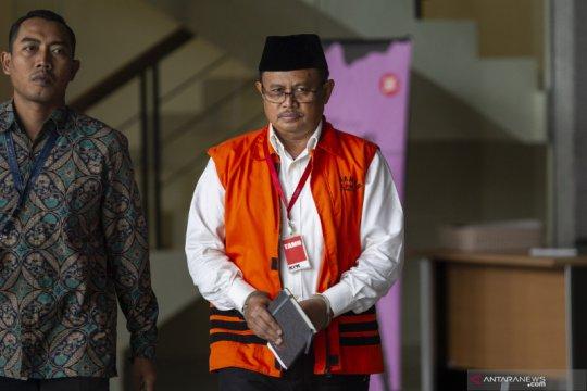 Bupati Indramayu nonaktif Supendi segera disidang