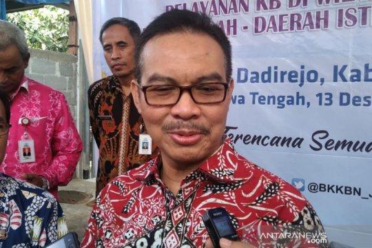 UU Kependudukan dan Pembangunan Keluarga wujudkan visi Jokowi