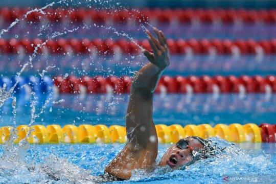 Final 400 meter gaya bebas putri