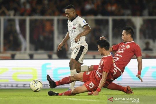 Persija Jakarta kalahkan Madura United