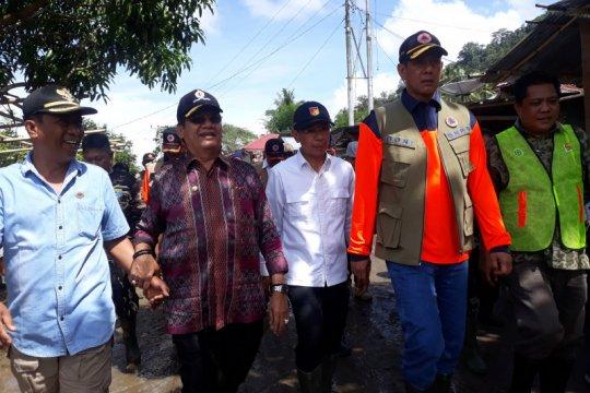 BNPB harap korban banjir Kulawi tidak putus asa