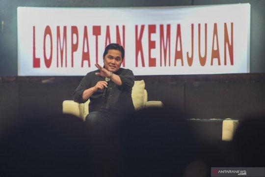 Erick Thohir: CSR BUMN akan difokuskan ke pendidikan dan lingkungan