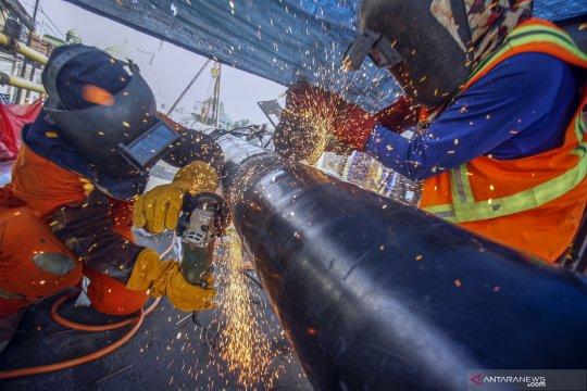BPH Migas tinjau status Bakrie & Brothers dalam proyek pipa gas Cisem