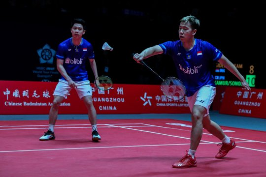 Semifinal BWF World Tour Finals 2019, tiga wakil Indonesia siap tempur