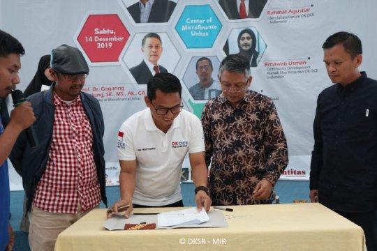 OK OCE Indonesia-Unhas sepakat kerjasama pengembangan UMKM