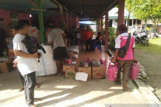Pertamina salurkan logistik untuk korban banjir Sigi