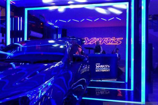 Dipha Barus bakal tampil di booth Toyota Yaris X DWP malam ini