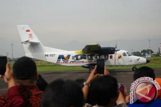 Lapan harapkan pesawat N219 lolos uji sertifikasi 2020