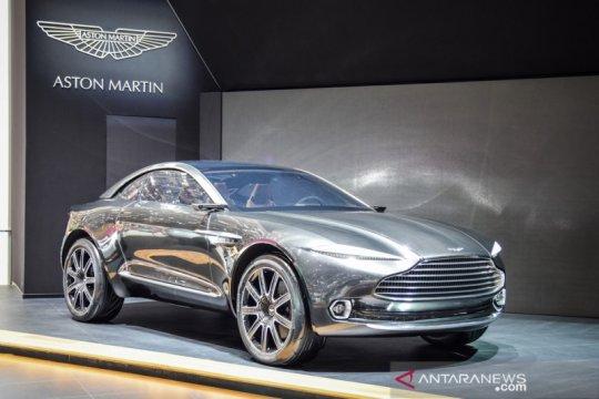 Aston Martin serius cari investor