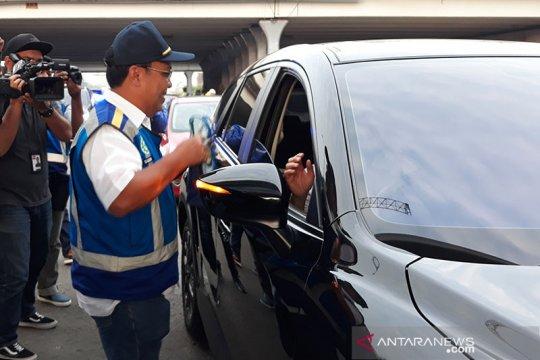 Jalan Tol Jakarta-Cikampek II dibuka untuk umum Minggu pagi ini
