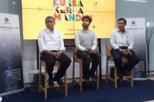Bursa Kerja Mandiri pertemukan platform digital dengan pekerja
