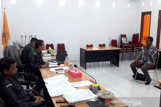 53 calon anggota Panwascam Bangka Tengah ikuti tes wawancara