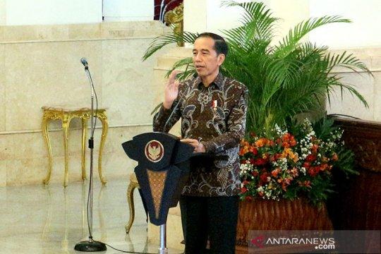 Realisasi pembangunan kilang minyak sangat ditunggu Jokowi