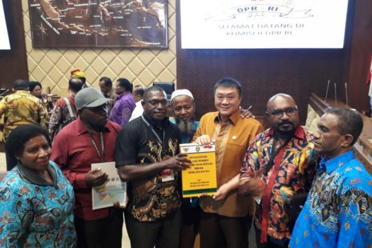 Anggota DPR harap Papua Barat Daya dibentuk di 2020