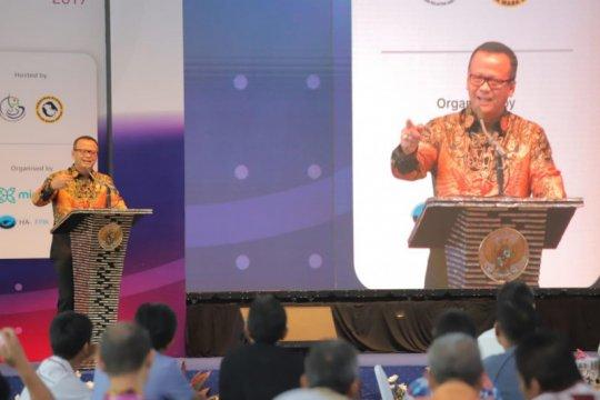 Menteri Edhy Prabowo ajak pelaku usaha perikanan manfaatkan KUR