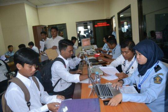 6.628 pendaftar CPNS Kemenkumham Sulbar jalani seleksi tahap dua