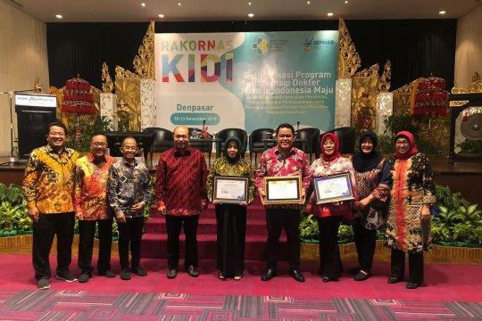 KIDI beri penghargaan kepada BPJAMSOSTEK Jakarta Sudirman