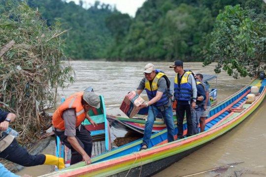 Korban banjir Lubuk Ulang Aling Solok Selatan butuh alat pembersih