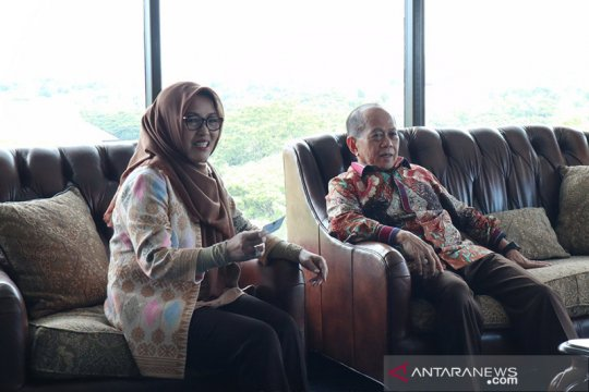 Wakil Ketua MPR kunjungi Universitas Hasanuddin bahas GBHN