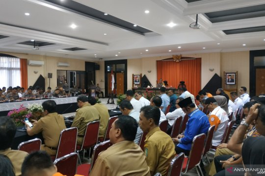 Polda Kalbar gelar rakor Operasi Lilin Kapuas 2019