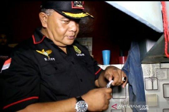 Petugas gabungan periksa LP Garut cegah narkoba masuk