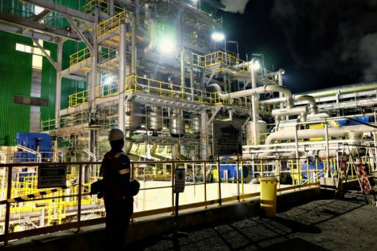 PT Supreme Energy Muaro Labuah siapkan produksi tahap dua 65 MW