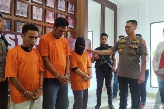 Polisi bongkar sindikat perdagangan orang di Medan