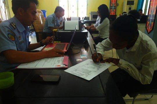Pelamar CPNS Kemenkumham Papua Barat capai 930 orang