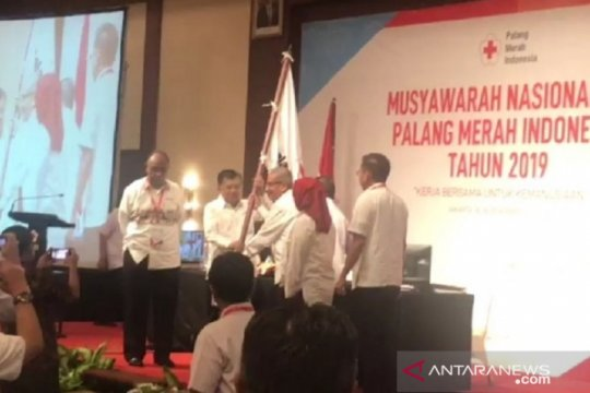 Jusuf Kalla terpilih kembali menjadi Ketua Umum PMI