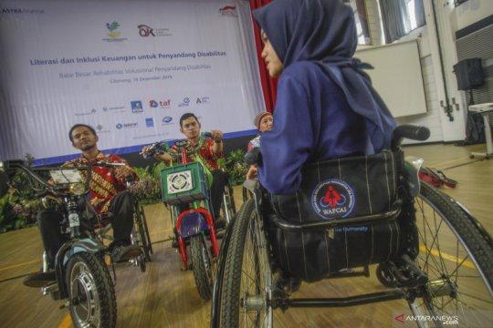 Dinsos Bangka kirim 5 siswa ke Balai Besar Rehabilitasi Vokasional