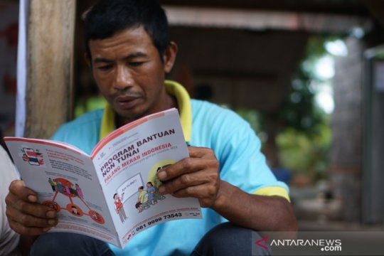 PMI bagikan tabungan dan kartu ATM kepada 4 ribu korban gempa Lombok