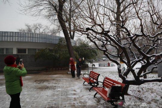 China berencana tingkatkan kemampuan 'modifikasi cuaca'
