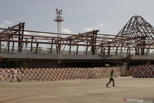 Terminal baru Bandara El Tari selesai seluruhnya Februari 2020