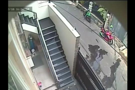 Polisi kantongi identitas pencuri motor kenakan atribut Ojol