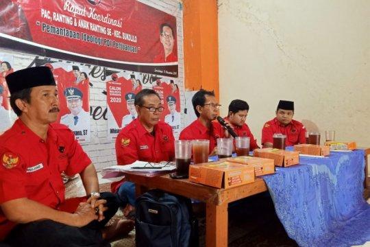 Kader PDIP diminta sosialisasikan tiga bacawali/bacawawali Surabaya