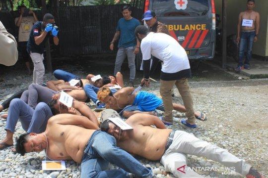 Persidangan tersangka pembantaian Nduga dipindahkan ke Jakarta