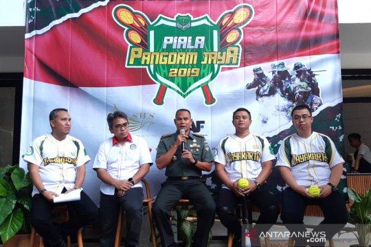 Kodam Jaya bantu Perbasasi seleksi atlet PON lewat Pangdam Jaya Cup