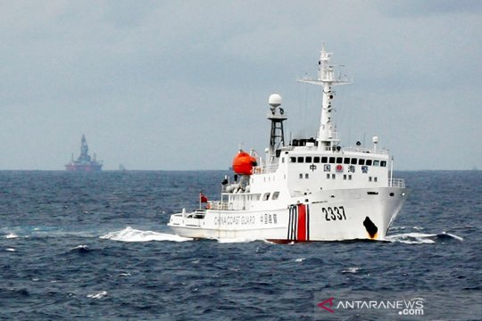 Pentagon kritik latihan militer China di Laut China Selatan