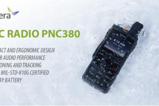 Radio PoC baru Hytera PNC380 hadirkan komunikasi seketika dan kemungkinan tak terbatas
