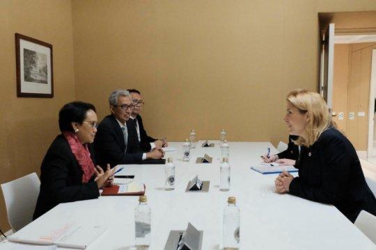 Swedia apresiasi Menlu RI yang dorong peran perempuan dalam perdamaian