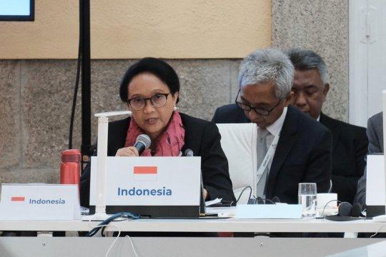 Menlu RI dorong mitra ASEM tingkatkan keterhubungan, multilateralisme