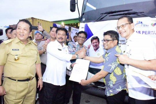 Menteri Pertanian apresiasi pelaku usaha agribisnis Lampung