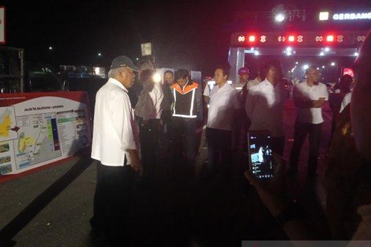Jalan tol Balikpapan-Samarinda ditargetkan selesai sebelum Lebaran