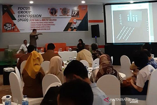 KPU Kalbar evaluasi Pemilu 2019 melalui FGD