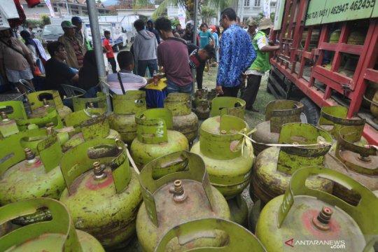 Pertamina MOR VI pastikan pangkalan jual LPG 3 kg sesuai HET